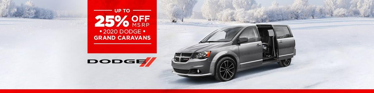 Dodge Discount Offers at Northland Chrysler Dodge Jeep Ram in Prince George